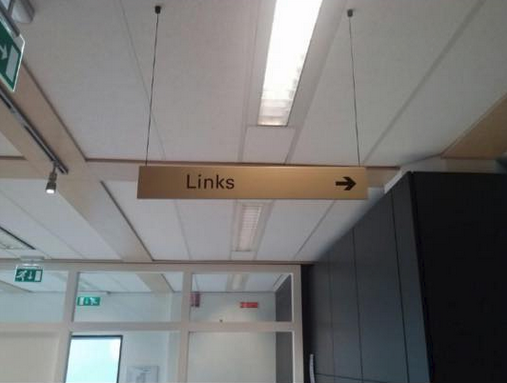 links-of-rechts